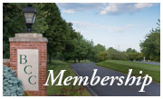 Private Country Club Membership
